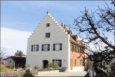 Mehrfamilien-Haus Rellingsches Schlösschen