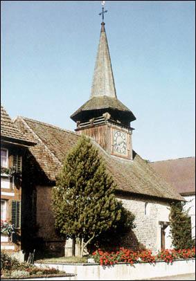 Kapelle St. Nikolaus Triboltingen